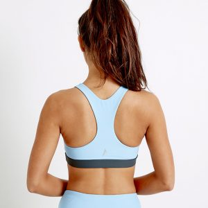 Airstream Sports Bra Top – Blue