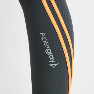 Airstream Sports Leggings – Orange
