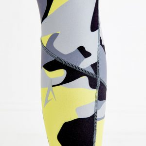Terrain Sustainable Sports Leggings – Yellow