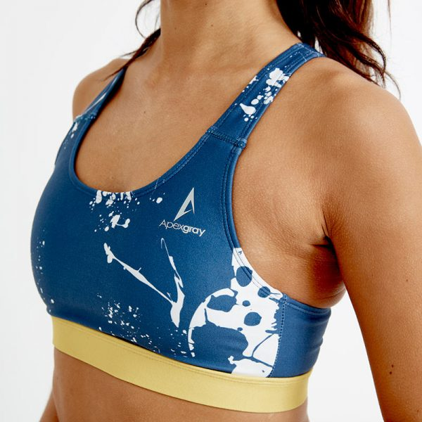 Apexgray Stellar Sports Bra Top