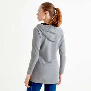 Signature Hooded Top – Grey