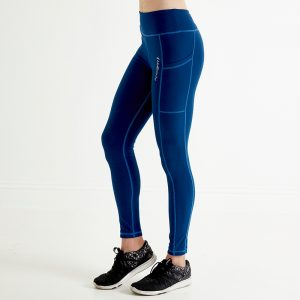 Storm Sustainable Sports Leggings – Blue