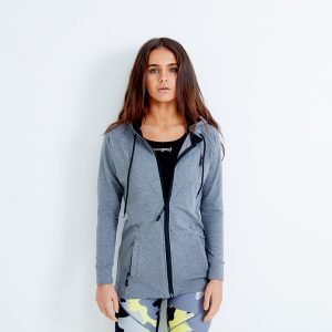 Apexgray Signature Hooded Top