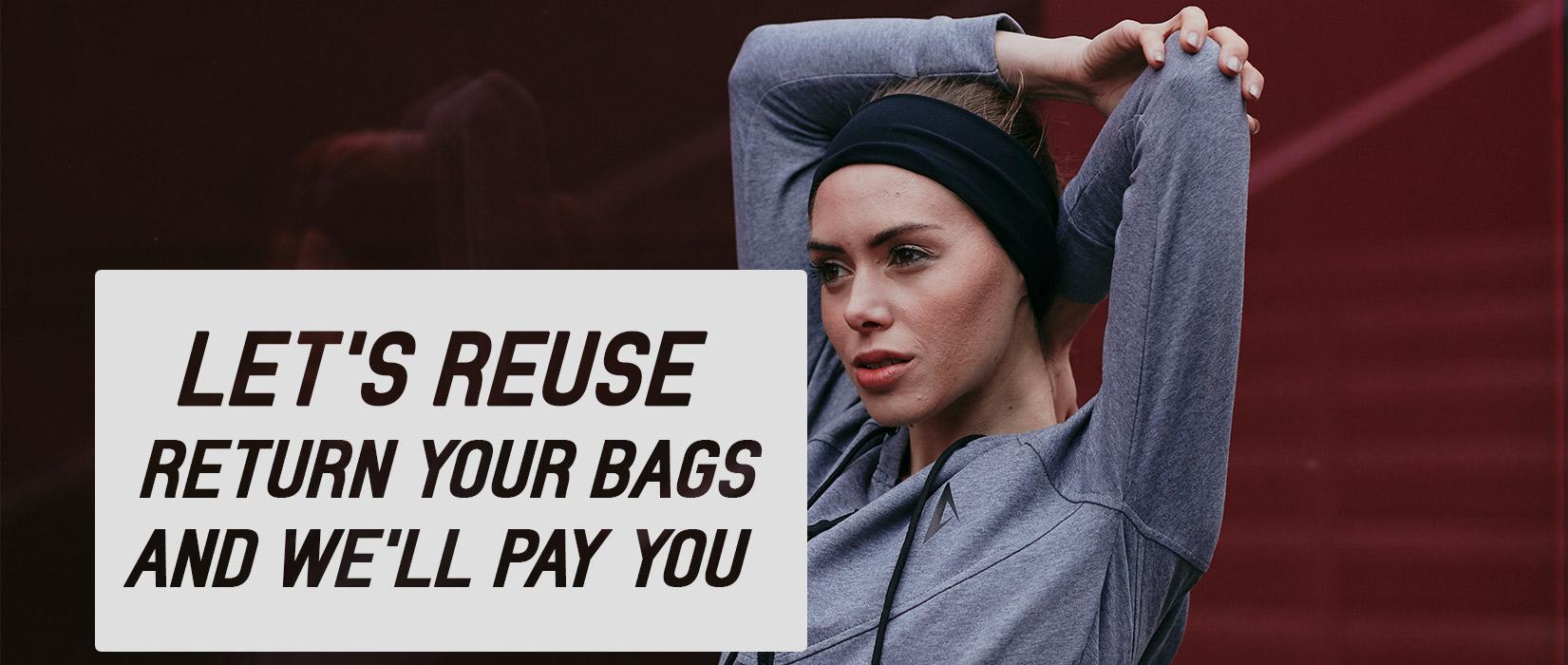 Return your bag scheme